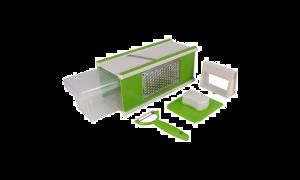 5-in-1 Box Grater & Vegetable Peeler